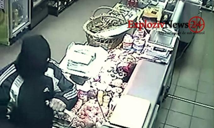 Spărgătorul de magazine din Alexandria, in continuare in arestul politiei.