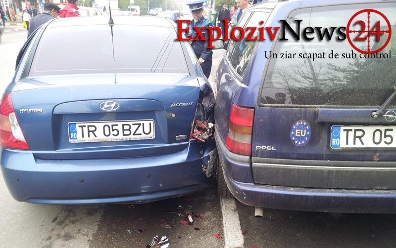Neatenţia la volan provoacă accidente