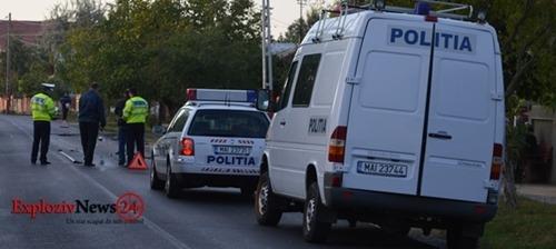 Pieton accidentat MORTAL in comuna Traian