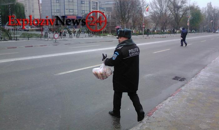 Polițiștii locali alexăndreni primesc normă de hrană, începând cu 1 ianuarie. 24 de lei pe zi, nu mai mult de 5010 calorii