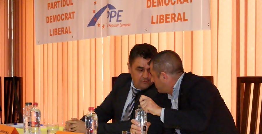 """Niţulescu către Barbu, preşedinte interimar: """"Bă, eşti un penal!"""", Barbu către Niţulescu: """"Tu eşti mai penal decât mine!"""""""