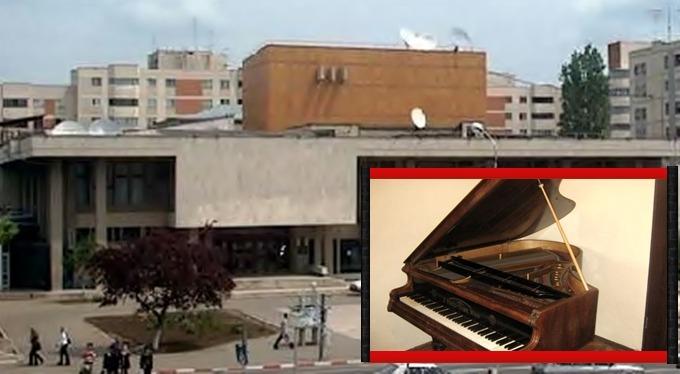 Pianul,unde e pianul? Cum s-a evaporat 100.000 de euro din Casa de Cultura