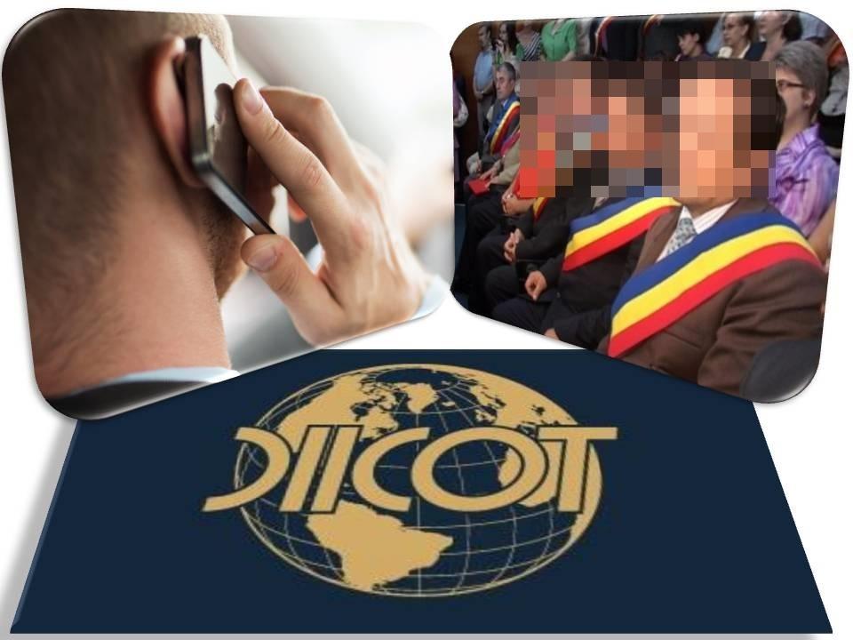 Primari înșelați prin telefon de pușcăriași care s-au dat drept procurori DIICOT