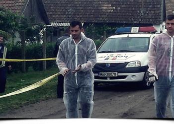 Crimă macabră la Satu Mare | Și-a răstignit mama după care i-a pus icoana pe piept