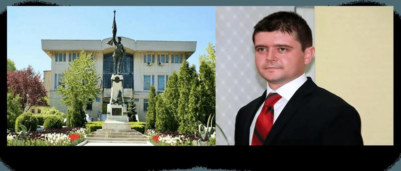 Subprefectul Alexandru Ceciu are diplomă de Înalt Funcţionar Public