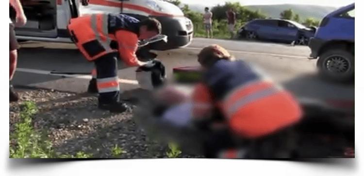 Accident grav, cu patru victime, în Teleorman
