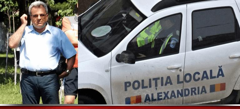 """Şeful Poliţiei locale, Iulian Ulmeanu, component al lotului """"fraudă la Referendum"""""""