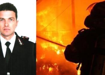 Explozia unei butelii i-a curmat viața pompierului Marius Daniel Fripis.