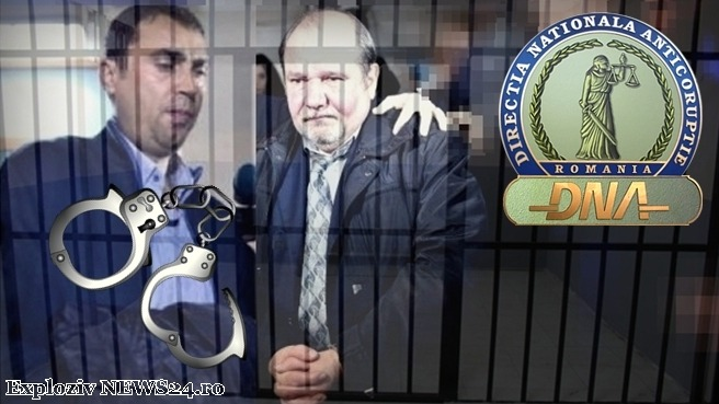 Comisarul Danut Dobre si procurorul Ovidiu Carmen Toma, retinuti de DNA --->http://goo.gl/mjstOa