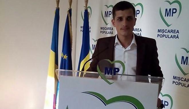 ERVIN ZELCH, candidatul pentru Primaria Alexandria