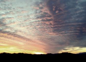 Efectul HAARP pe cerul României – Fotografii realizate de profesorul Florin Colceag