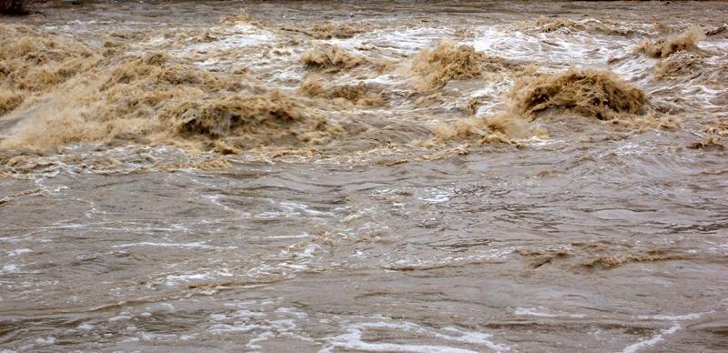 FOTO | 19 localităţi teleormănene afectate de inundaţii.