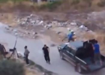 Vezi cum un grup de jihadisti ISIS este PULVERIZAT de o racheta RUSEASCA