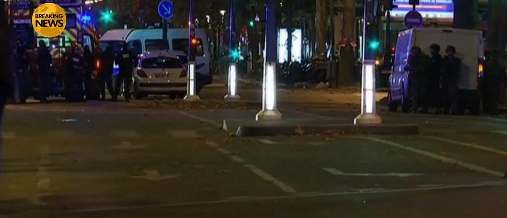Alertă la Paris. Poliție: 30 de morți, în urma a trei atacuri