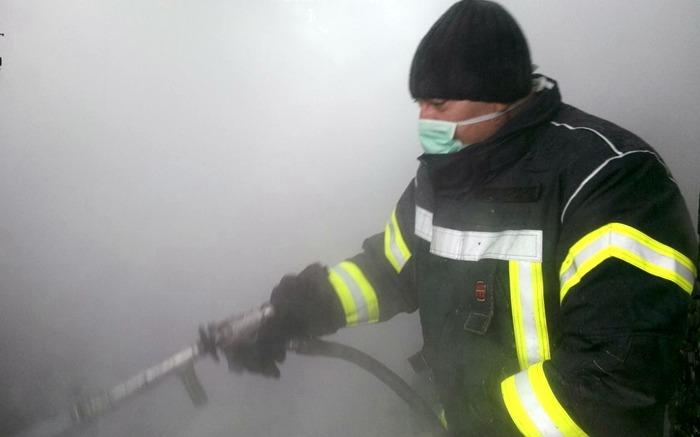 Incendiu la Bragadiru! O persoană a murit