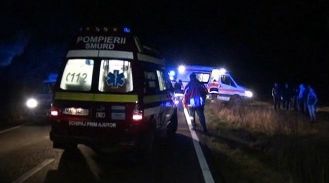 Un tânăr de 20 de ani, din comuna Islaz, a murit după ce a fost zdrobit de o autoutilitară