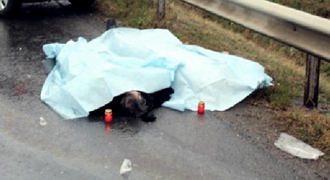 ACCIDENT MORTAL la Peretu