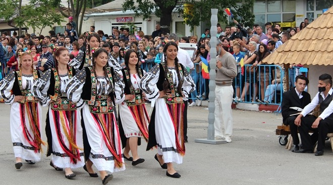Parada Europei revine la Alexandria