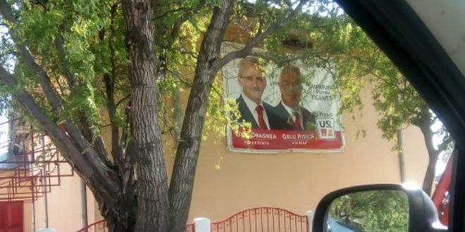 """În atenția prefectului """"apolitic""""! Mizerii electorale! De data asta, la Țigănești!"""