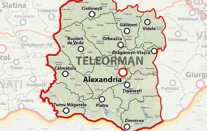 Situatie voturi Teleorman BEC ora 09:00