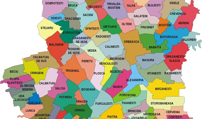 Primari noi în 16 localități din Teleorman