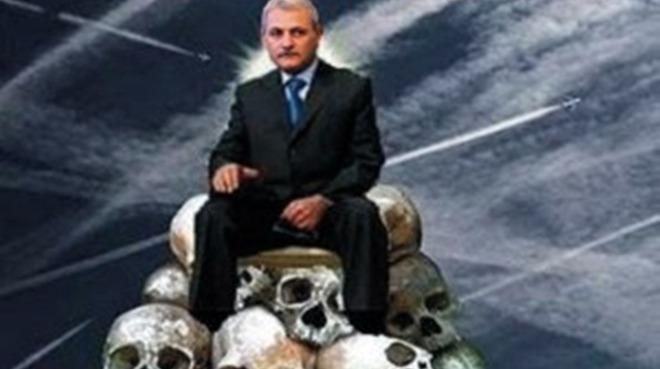 Regret electoral. Mesajul domnului Liviu Nicolae Dragnea către electoratul cu domiciliul în cimitire sau alte locuri de veci