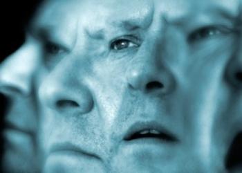Schizophrenia, conceptual image