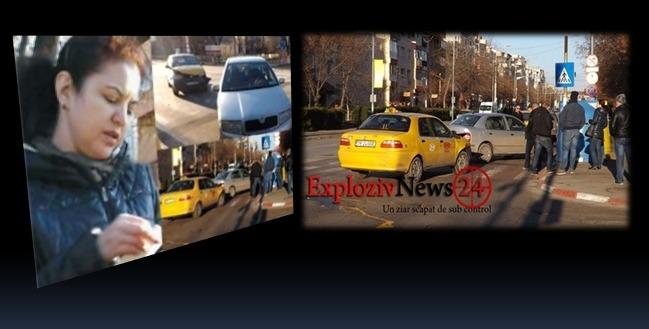 În războiul accidentului dintre judecătoarea Rotaru şi taximetristul Gănescu, poliţia este bună de plată!