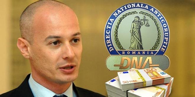 Bogdan Olteanu, arestat preventiv pentru 16 zile pentru șpaga de un milion de euro