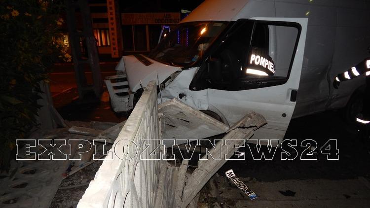 Accident deosebit de grav în Alexandria! Două familii au ajuns la Spitalul Județean