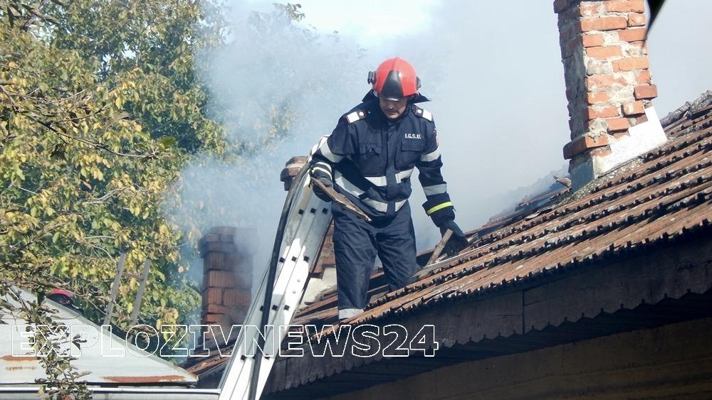 Incendiu la o casa din alexandria 4 stiri teleorman - La casa alexandria ...