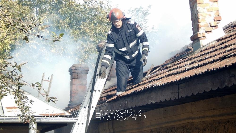 Incendiu la o casa din alexandria 5 stiri teleorman - La casa alexandria ...
