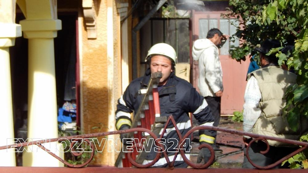 Incendiu la o casa din alexandria 9 stiri teleorman - La casa alexandria ...