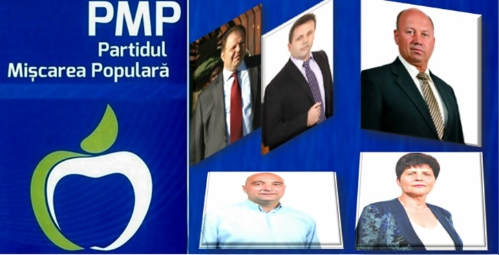 Lista candidaţilor PMP Teleorman