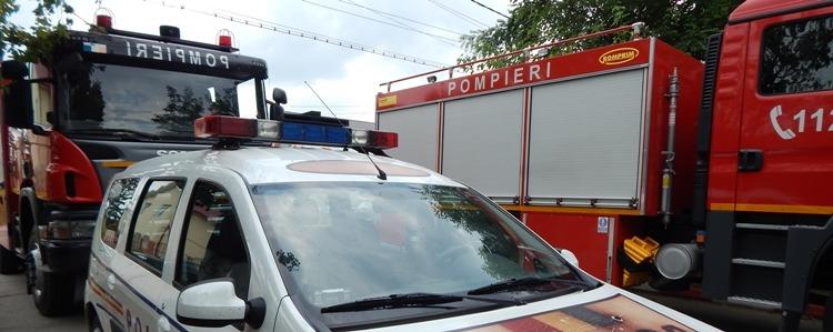 Aproximativ 5000 de pompieri, la datorie în minivacanța de 1 Decembrie