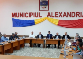 sedinta extraordinara consiliul local alexandria