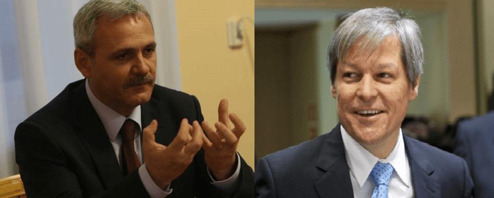 Cioloș atac dur la adresa lui Dragnea