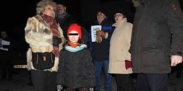 Ne merităm soarta! O mână de teleormăneni, la protestul împotriva grațierii și amnistiei