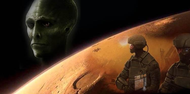 Teorie șocantă! Omul s-a născut de pe Marte