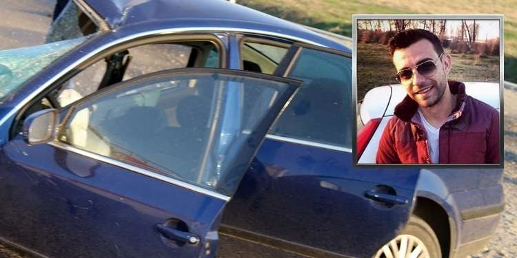 Polițistul Cristi Bălan, rănit în accidentul de vineri, de pe Centura Alexandriei, a murit