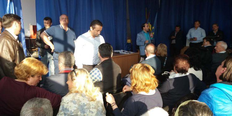 FUM ALB la PNL Alexandria! Mihai Murar a fost ales preşedinte cu… 92 de voturi