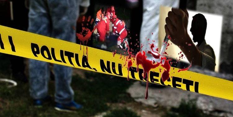 Crimă odioasă în Păru Rotund-Nenciuleşti. Un bărbat a fost ciopârţit de un vecin