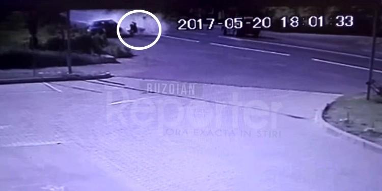 Impact fatal pentru un motociclist de 35 de ani din Bucureşti