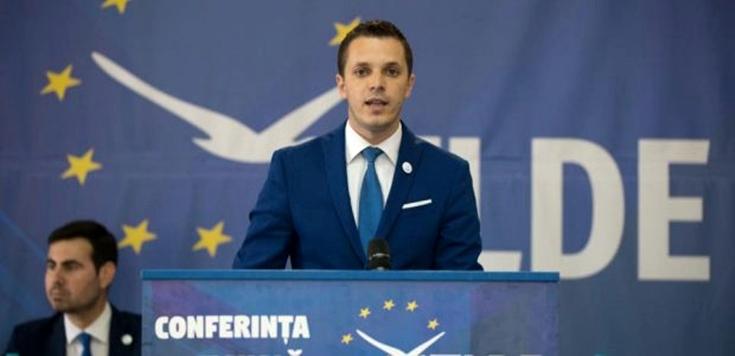 Un teleormănean a fost ales președinte al tineretului ALDE