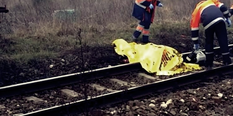 Tragedie! Accident feroviar mortal între Roşiori şi Măldăeni. Cioban decapitat de tren