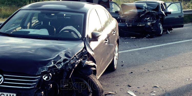Accident grav între Bujoreni și Prunaru