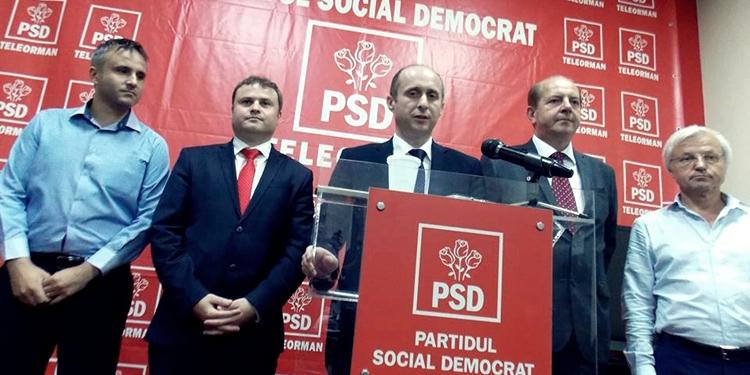 """Grindeanu l-a dat afara din functie pe seful PSD Teleorman. Reactie plina de furie: """"Premierul a demonstrat o rautate viscerala"""""""