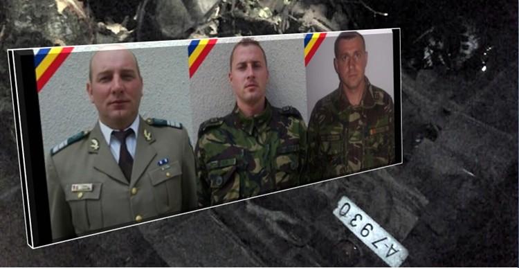 Trei militari au murit după ce camionul în care se aflau s-a răsturnat într-o râpă la Dâmbovicioara