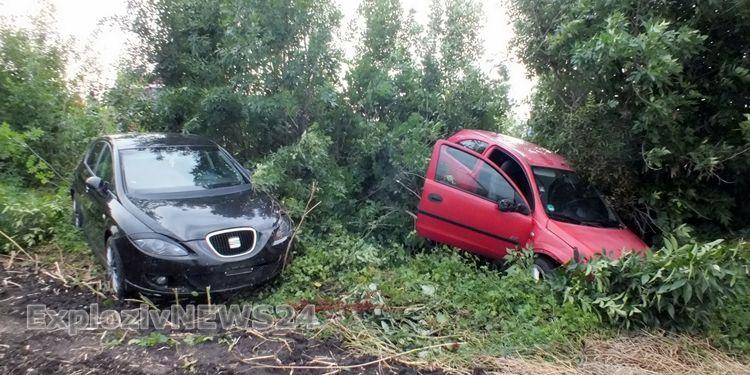 FOTO: Accident rutier pe E70,  între Vitănesti si Văceni soldat cu sase victime