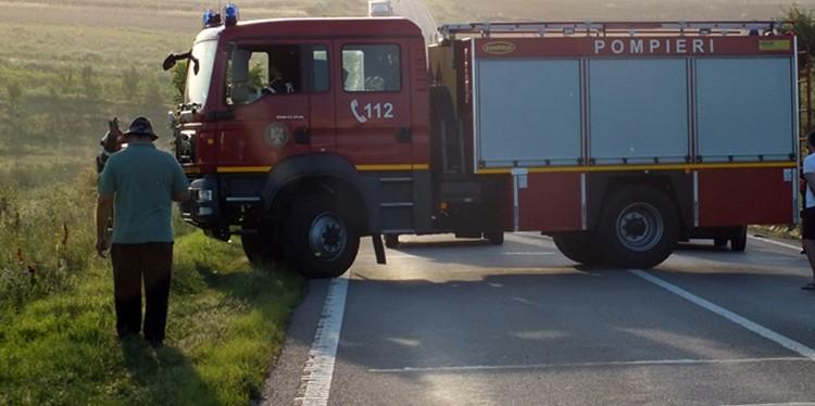 """Zile de """"foc"""" pentru pompierii teleormăneni"""